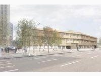System mit den Verbundluftungen fur Schulhaus Pfingstwaid
