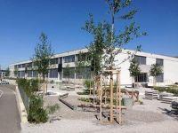 Zentrale Luftungsanlagen im SH Blumenfeld
